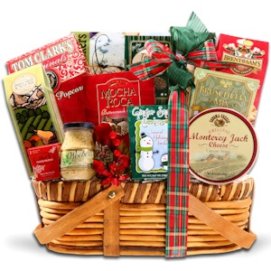 Gourmet Traditions Holiday Gift Basket imagerjs