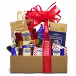 Ghirardelli Holiday Paradise Chocolate Gift Basket