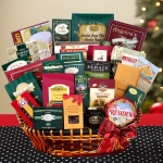 Extravagant Holiday Traditions Basket
