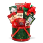 Holiday Cookie Drum Gift