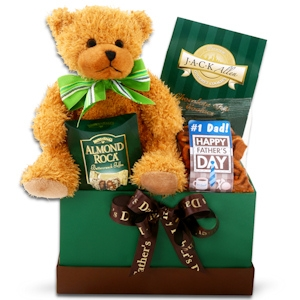 Bear Hugs for Dad Father's Day Gift Box imagerjs