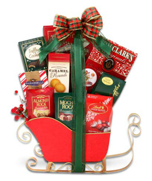 Sweet Sleigh Ride Holiday Gift imagerjs