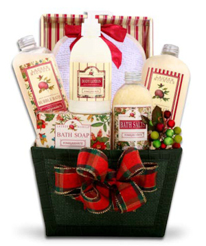 Holiday Spa Relaxation Gift imagerjs