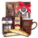 Coffee Bean and Tea Leaf Holiday Gift Box
