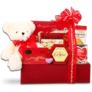 Be My Love Valentine Gift Box imagerjs