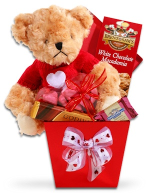 Beary Chocolate Valentine imagerjs