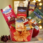 Ghirardelli Holiday Wonderland Gift Basket
