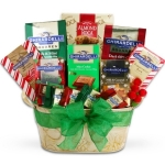 Ghirardelli Chocolate Holiday Wishes Gift Basket