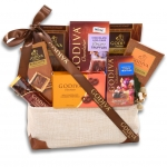 Grand Godiva Holiday Sampler