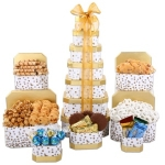Ultimate Holiday Gift Tower