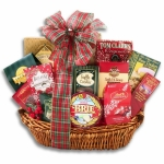 Holiday Indulgence Gift Basket