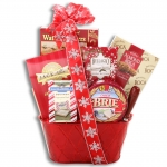 Gourmet Holiday Sampler Gift