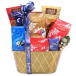 Lindt Holiday Favorites Gift Basket