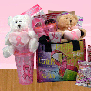 Breast Cancer Survival Care Package Gift imagerjs
