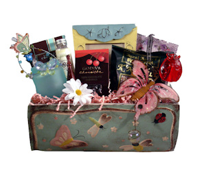 Beautiful Butterfly Gift Planter imagerjs