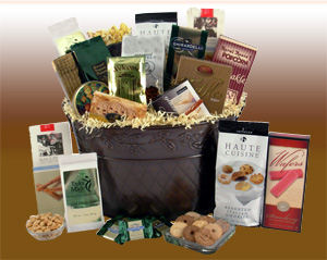 Grand Welcome Home Gift Basket image