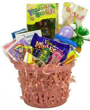 Lil' Easter Treats Girl image