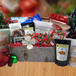 Holiday Taste of Virginia Gift Basket