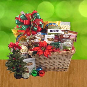 Ultimate Holiday Diabetic Gift Basket imagerjs