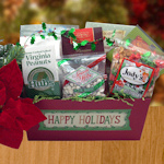 Traditional Treats Holiday Gift Baskets