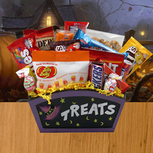 Happy Halloween Box of Treats imagerjs