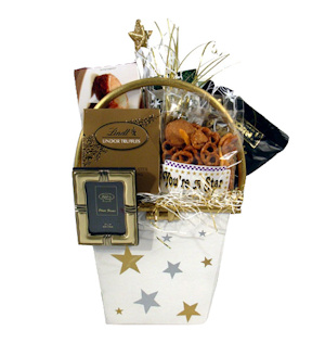 Star Struck Wooden Gift Tote imagerjs