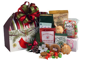 Virginia Holiday Goodies to Go imagerjs