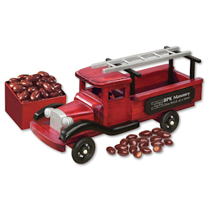 1940 Era Pickup Truck with Chocolate Covered Almonds imagerjs