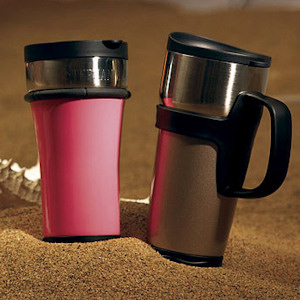 Insulated Hot or Cold Drink Traveler imagerjs