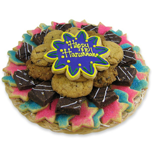 Hanukkah Cookie and Dessert Basket imagerjs
