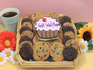 Get Well Wishes Cookie Gift imagerjs