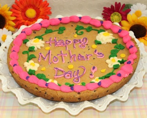 Happy Mother's Day Big Cookie Cake imagerjs