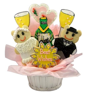 Happy Anniversary Sugar Cookie Bouquet imagerjs