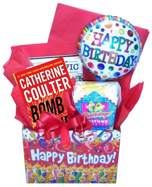 Birthday Bestsellers Two Book Basket imagerjs