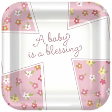 Affiliate Item - Baby Blessing Pink image