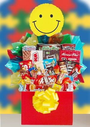 Large Any Occasion Candy Basket imagerjs