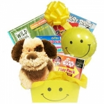 Child Smiley Gift Basket