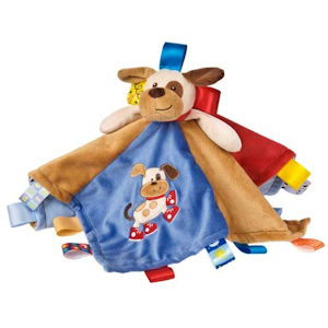 Personalized Buddy the Dog Taggie Blanket imagerjs