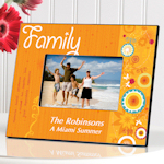 Personalized Family Photo Frame (7 Designs)