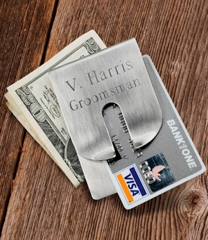 Art Form Money Clip and Wallet imagerjs