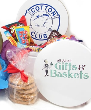 Corporate Logo Goodie & Cookie Tin image