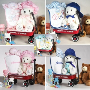 Welcome Baby Wagon Gift (3 Colors) imagerjs