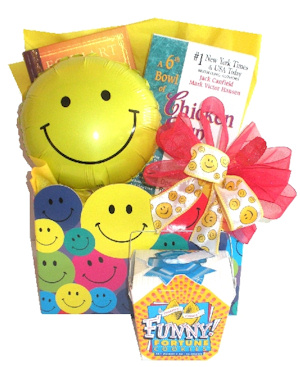 Happy Thoughts Book Basket imagerjs