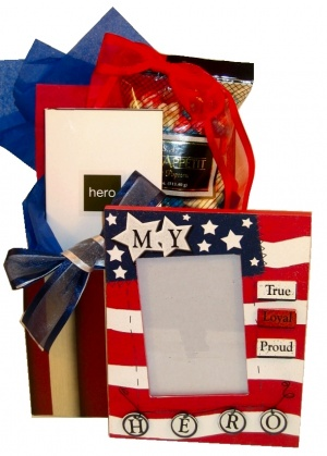 My Hero Gift Basket image