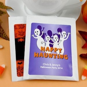 Halloween Party Cocoa Favors image