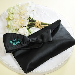 Personalized Bridesmaid Survival Kit Clutch image