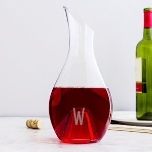 Personalized Aerating Wine Decanter image