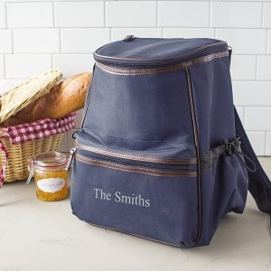 Personalized Insulated Backpack Cooler image