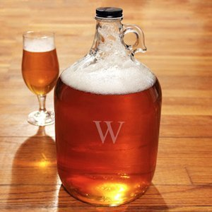 Personalized Gallon Growler image