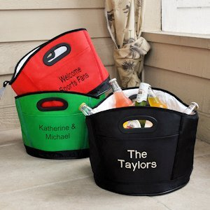 Personalized Soft-Sided Party Cooler image